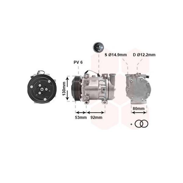 Compresseur de climatisation