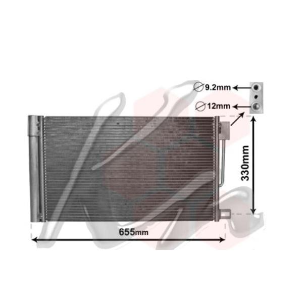Condenseur de climatisation