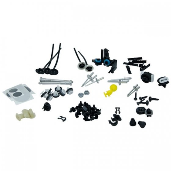 carrosserie et kit agrafes porte pour citro n ds3 02 2010 10 2012 achat vente sur mondial. Black Bedroom Furniture Sets. Home Design Ideas