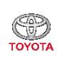 Piece carrosserie pour Toyota